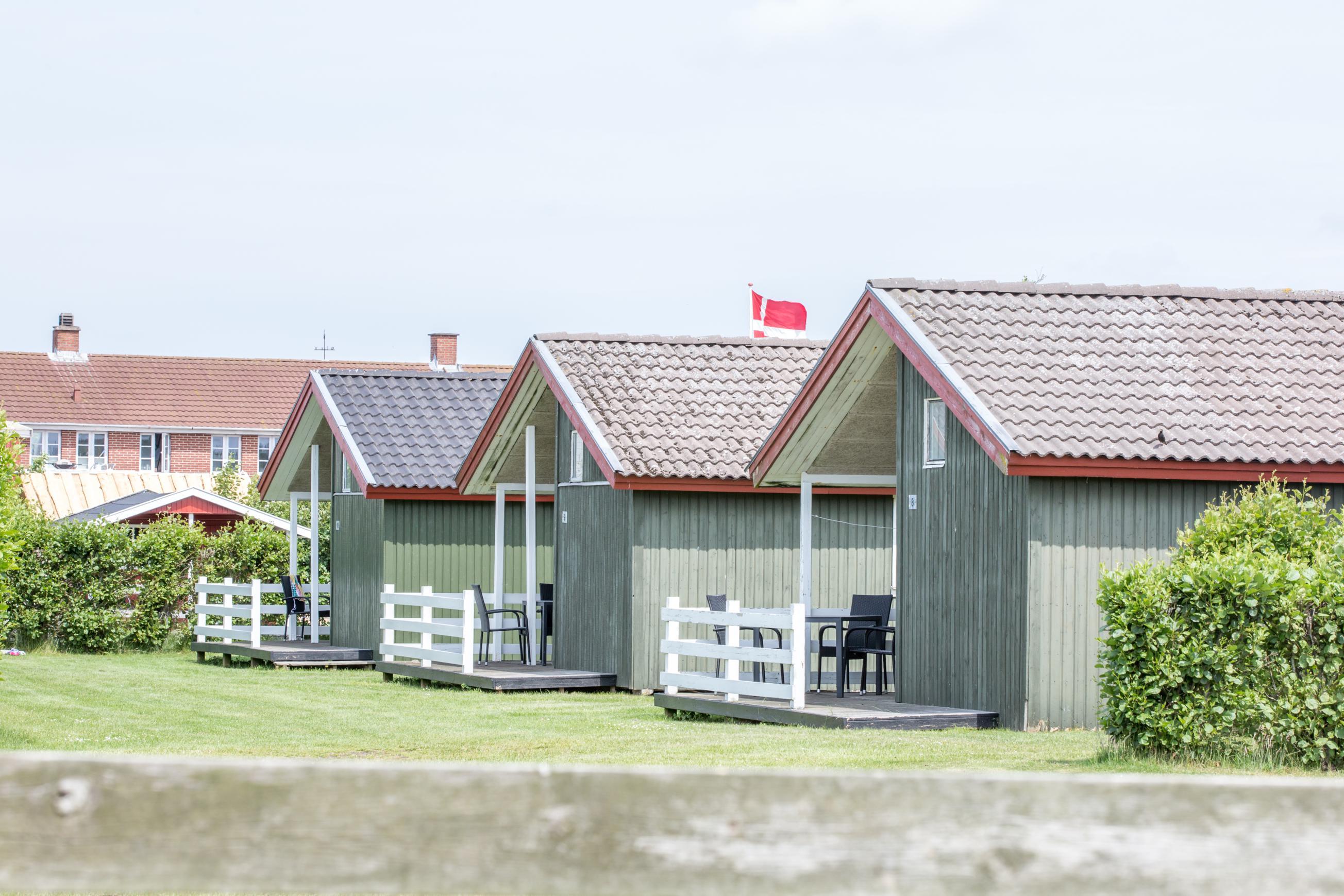 Hytter - indretning